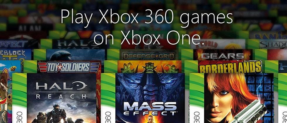 Xbox One Backwards Compatibility: everything you need to know