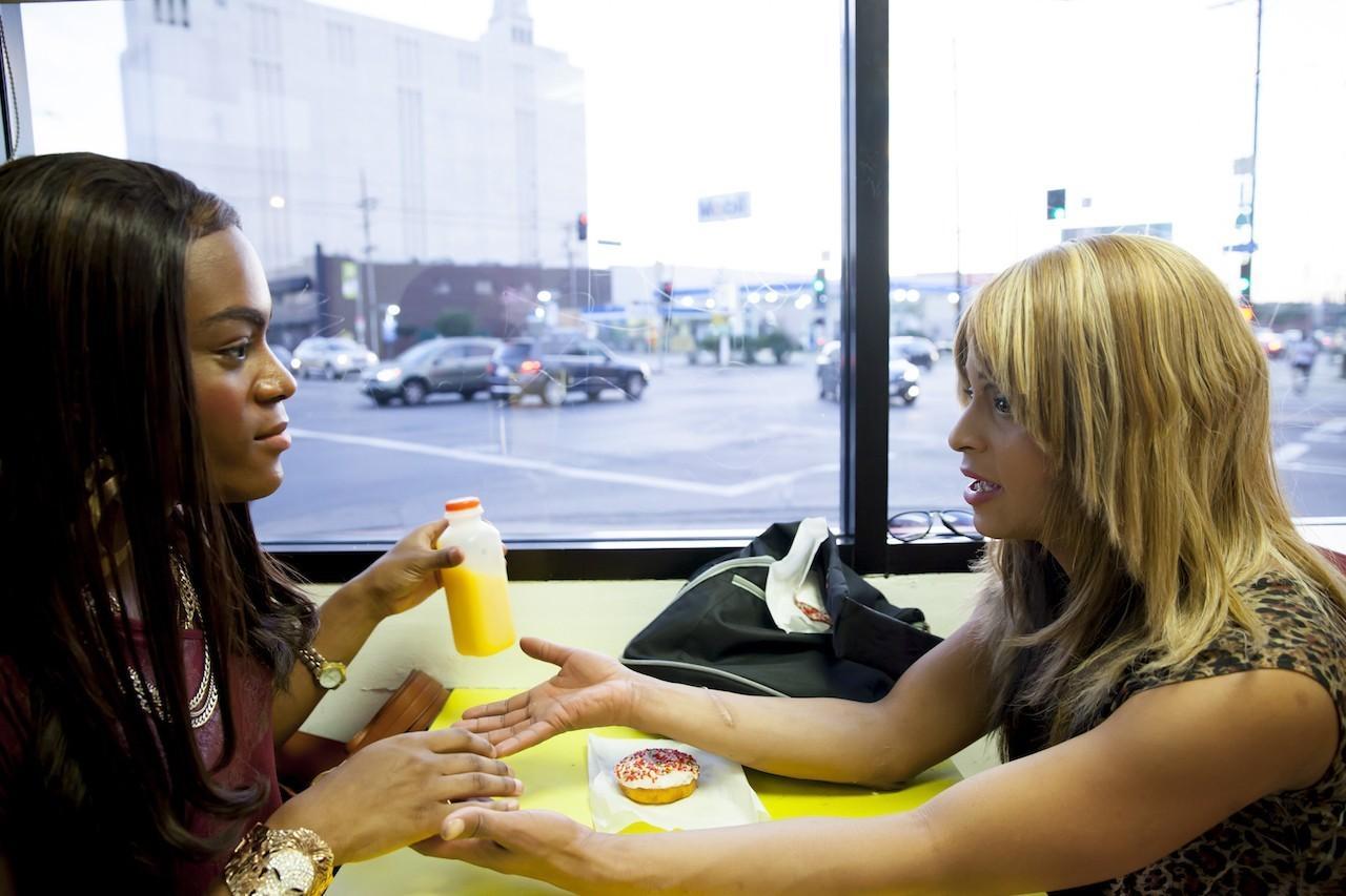 Mya Taylor and Kitana Kiki Rodriguez