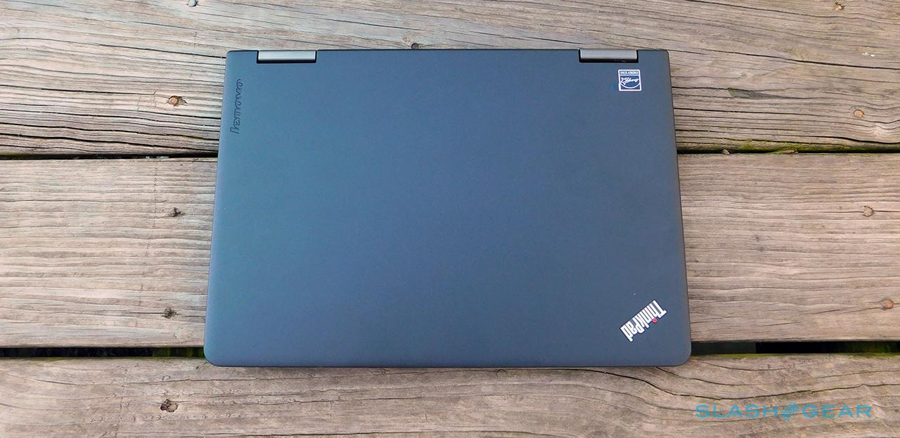 Review: Lenovo ThinkPad Yoga 12 — a flexible laptop with