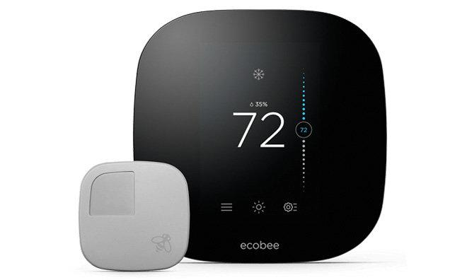 Apple Stores begin selling first HomeKit compatible thermostat