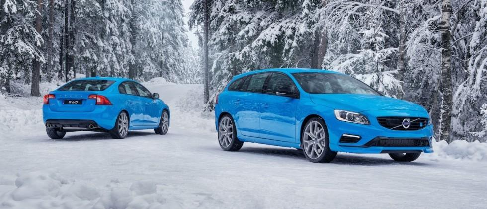 Volvo swallows Polestar to make the Germans blue