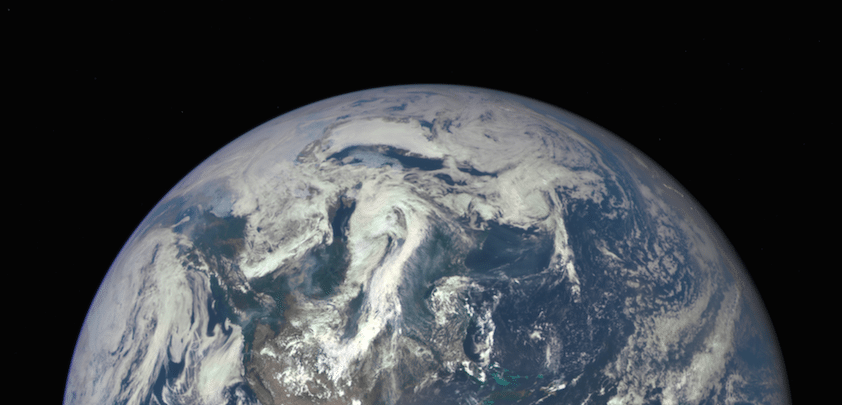 NASA releases hypnotizing new image of Earth