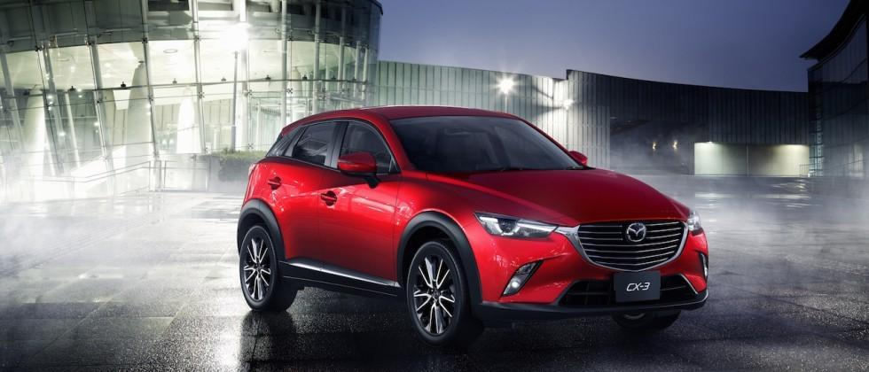 2016 Mazda CX-3 priced up with boosted safety tech