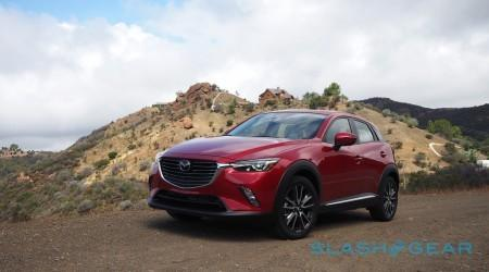 2016 Mazda CX-3 First-Drive Gallery