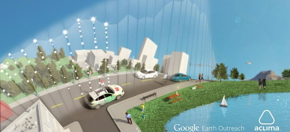 Google partners with Aclima to map air quality with Street View cars