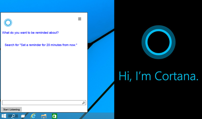 Cortana coming to OS X via Parallels 11 running Windows 10