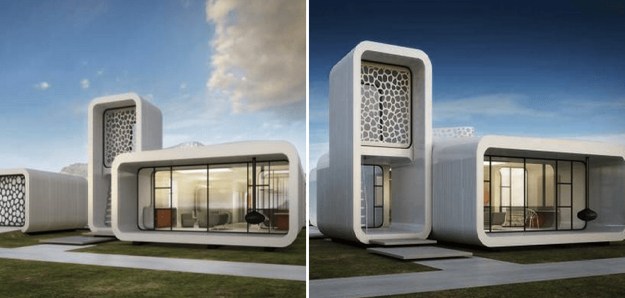 Dubai will be home to first 3D printed office building