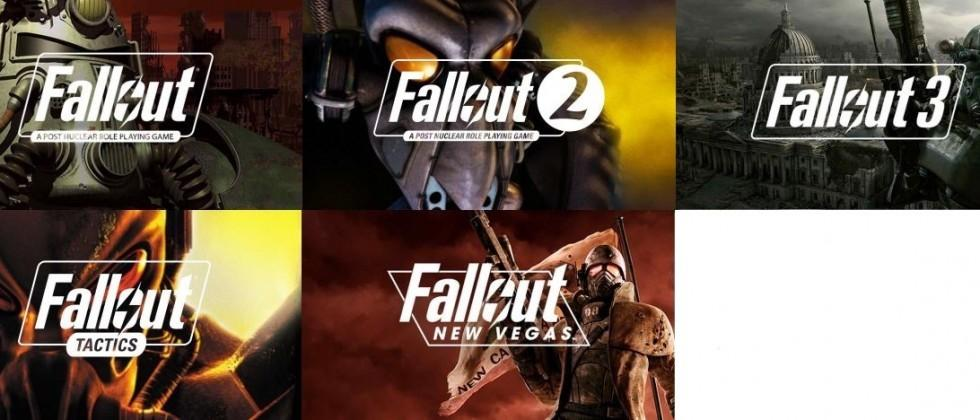 Fallout Anthology announced with 5 PC games in a mini nuke shell