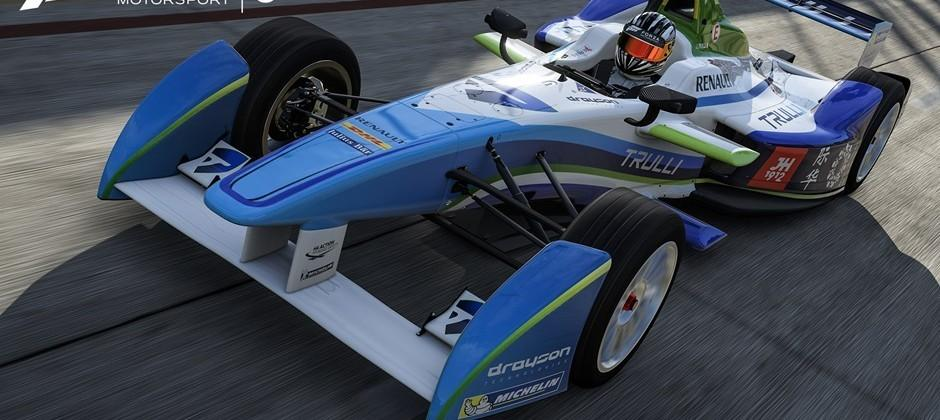 Forza Motorsport 6 to feature entire Formula E lineup