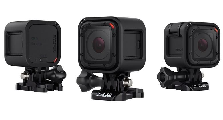 GoPro HERO4 Session slims action cam but loses 4K