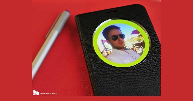 Next Lumia flagships to sport iris scanner, Surface Pen