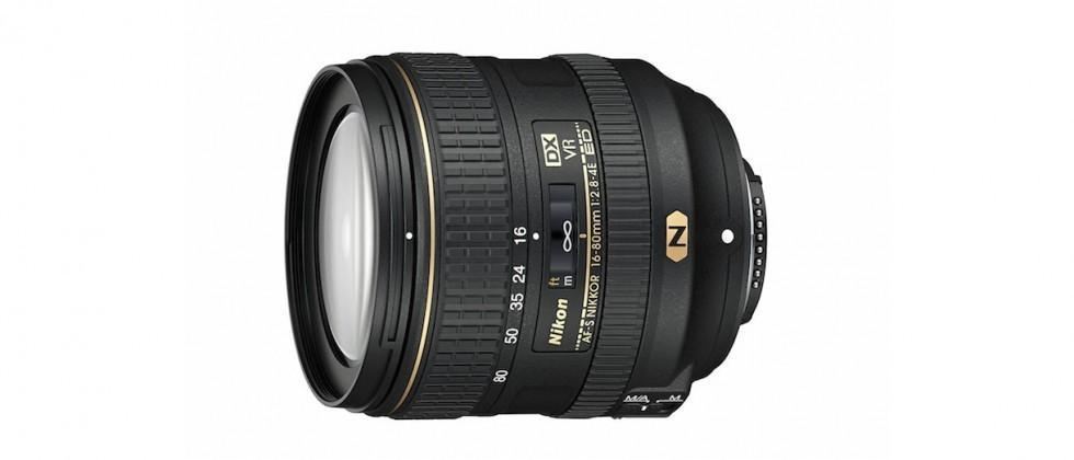 Nikon's new DX 16-80mm borrows flagship FX lens tech