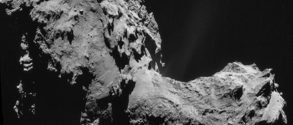 Rosetta comet unlikely to carry life, despite scientist claims
