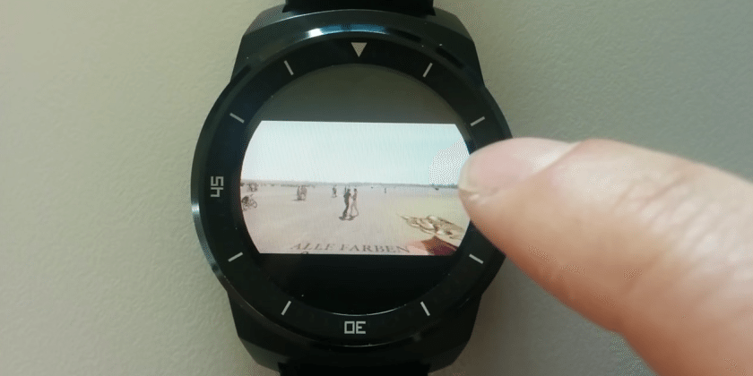 Watch YouTube on Android Wear, because why not?