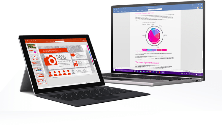 Microsoft Office 2016 preview arrives for Windows 10