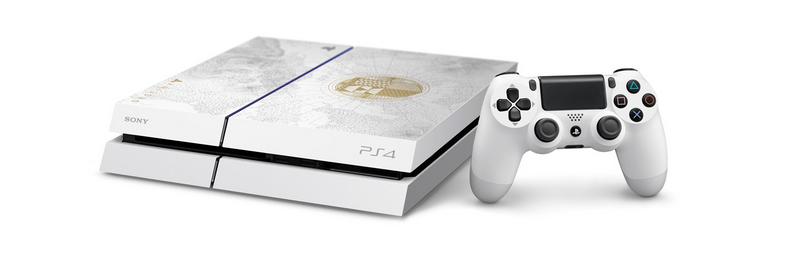 Limited Edition PlayStation 4 Destiny bundle arrives in September