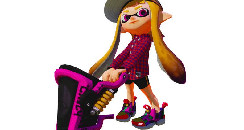 Nintendo: Splatoon gets 'massive update' next month
