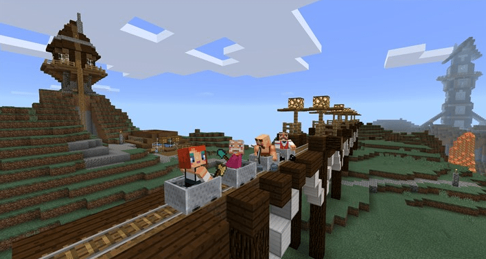 New Minecraft edition free for Windows 10 users