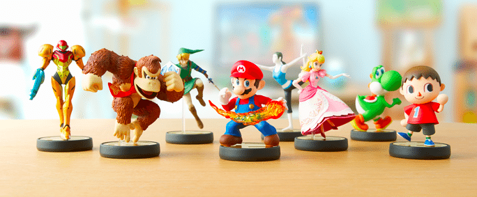Nintendo sees surprise profit: has Splatoon, 3DS, amiibo to thank