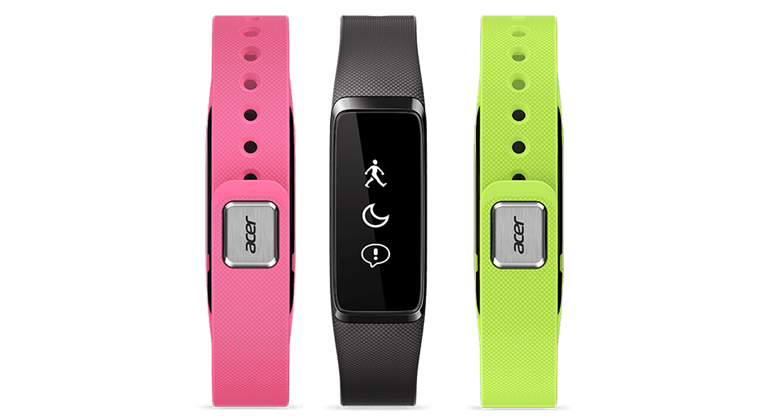 Acer Liquid Leap+ fitness tracker launches in US