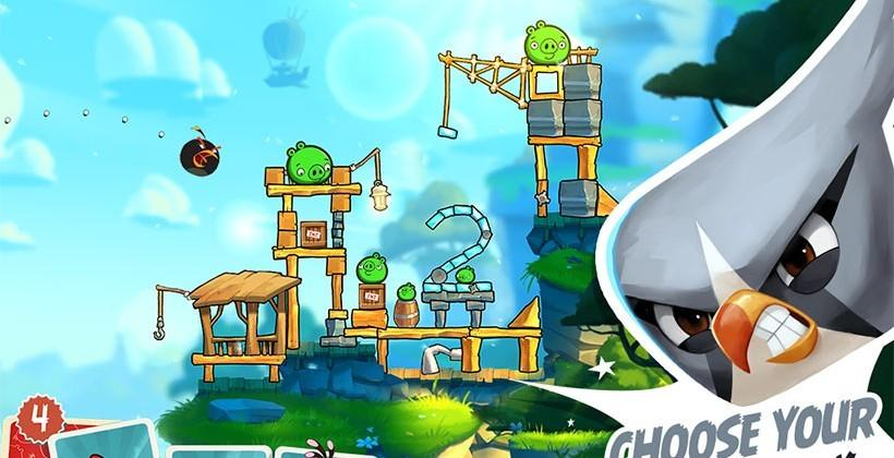 Angry Birds 2 lands on Google Play today