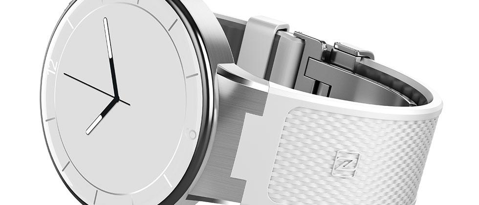 Alcatel OneTouch Watch launches in White