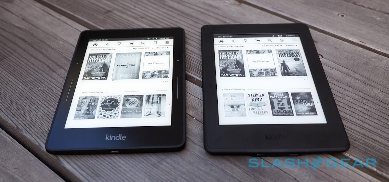 Amazon Kindle Paperwhite 2015 review
