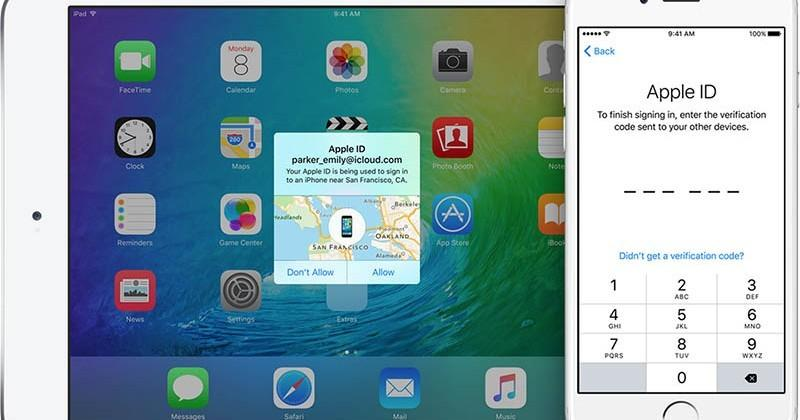 iOS 9's new two-factor authentication ditches annoying Recovery Key