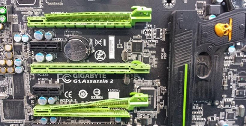 New Zealand customs destroys Gigabyte G1 Assassin 2 mainboard looking for weapon