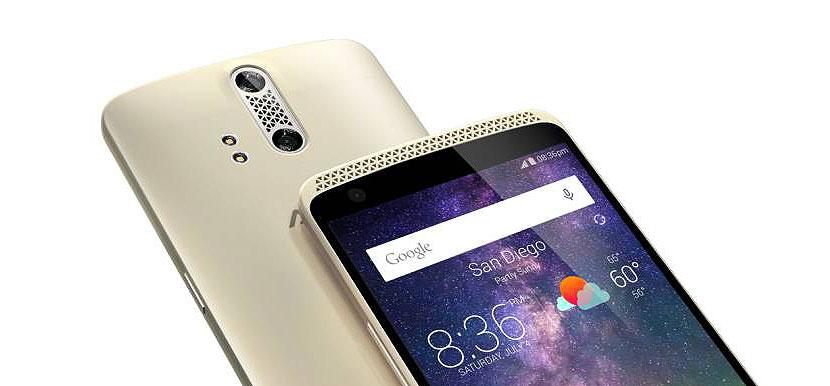 ZTE Axon brings high-end metal smartphone to the USA