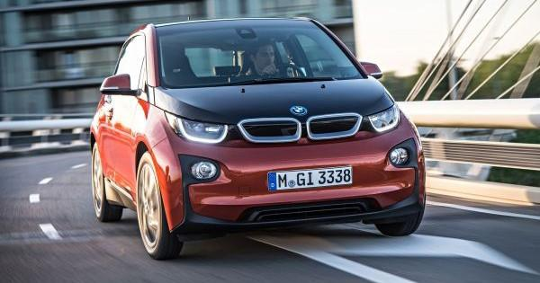 Apple reported to be eying BMW i3 for its own EV plans