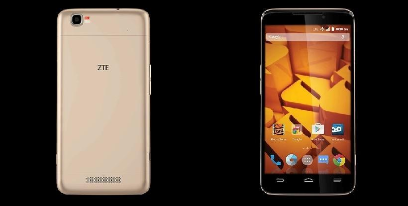 Boost Max+ by ZTE lands on Boost Mobile packing 5.7-inch screen