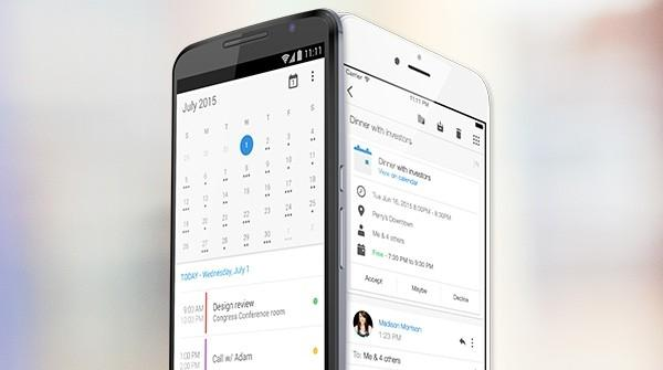 Boxer email app updates with calendar integration for iOS, Android