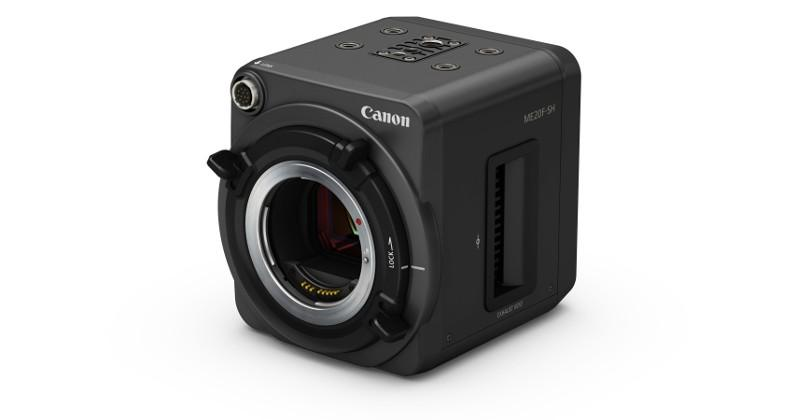 Canon's ISO 4M multi-purpose camera is going to cost you