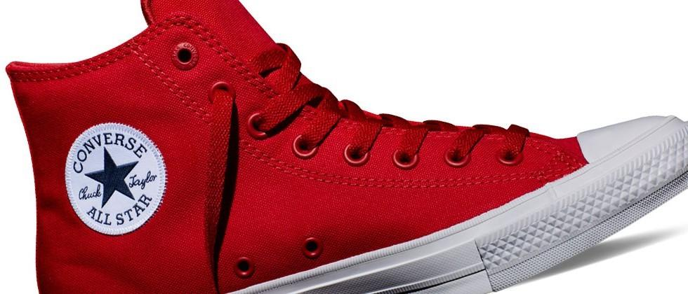 Converse Chucks redesigned with Nike tech for comfort