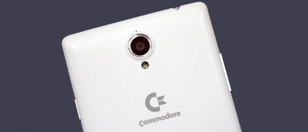Commodore phone is not the Commodore you are looking for
