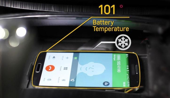"Chevrolet adds ""Active Phone Cooling"" to next-gen vehicles"