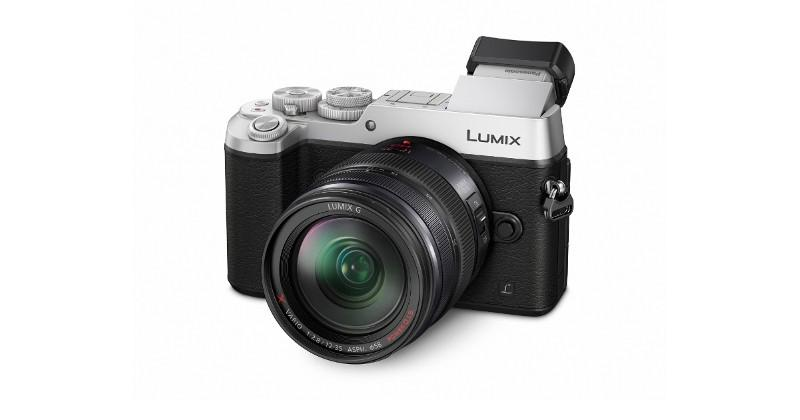 Panasonic LUMIX DMC-GX8 brings dual stabilizers to DSLM line