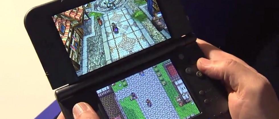 Dragon Quest XI announced as first Nintendo NX game