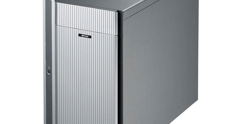 Buffalo DriveStation Ultra holds ten drives