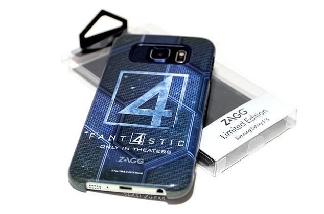 ZAGG partnership brings Fantastic 4 to Galaxy S6 and iPhone 6
