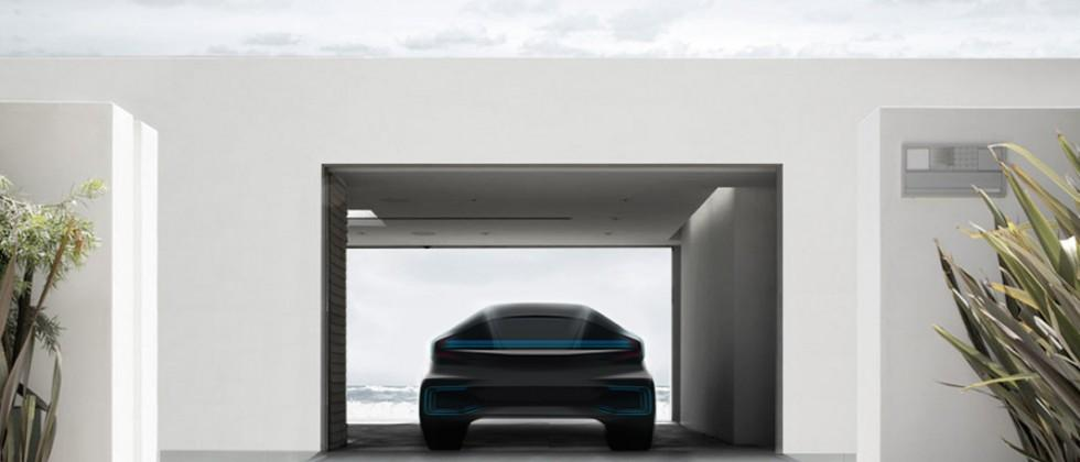 Faraday Future promises mysterious Tesla-rival by 2017
