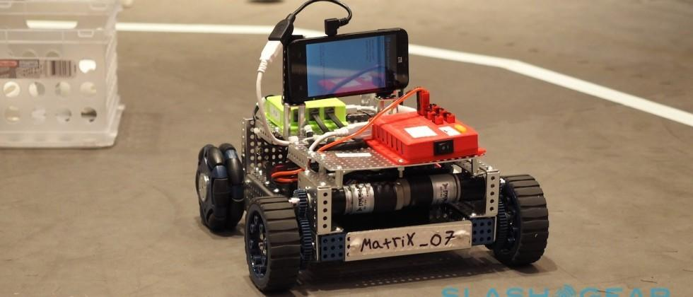 Inside FIRST's scheme to make Android the heart of STEM robotics