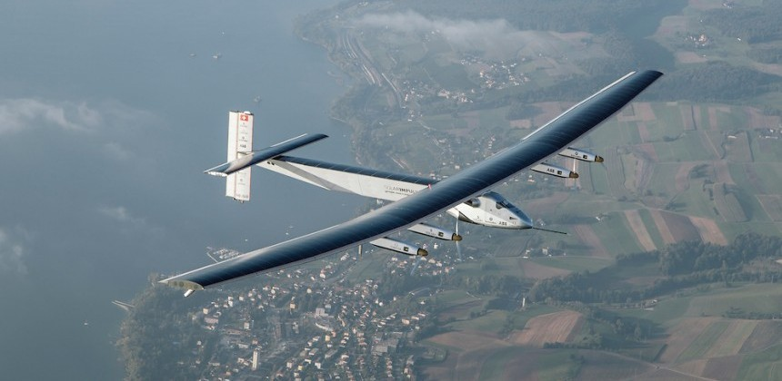Solar Impulse 2 has flown above the Pacific for 80 hours non-stop