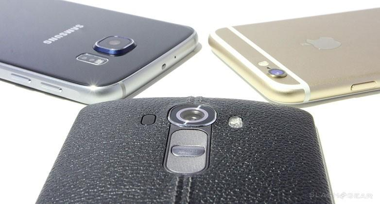 Blind Camera Test: Galaxy S6 vs iPhone 6 vs LG G4 in low light