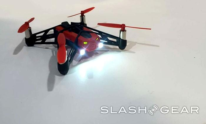 Parrot's drones are so popular, they've split off the company