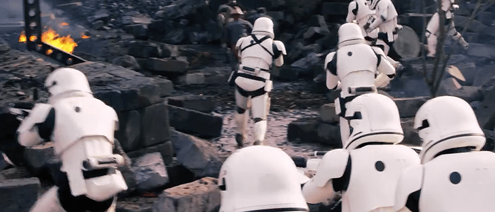 Star Wars: The Force Awakens SDCC trailer: 15 things you may have missed