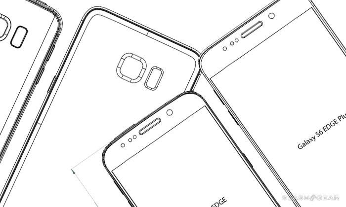 Galaxy S6 Edge Plus specs appear in release diagrams
