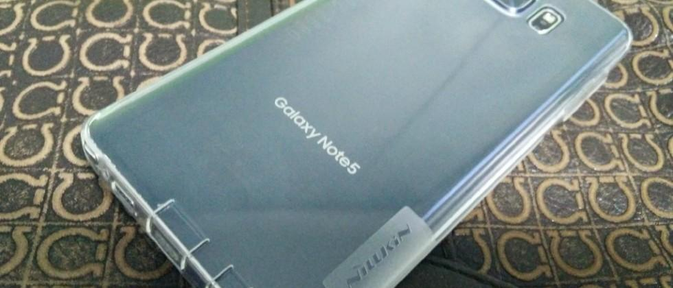 Galaxy Note 5 gets an Exynos 7422 and some hi-res pics