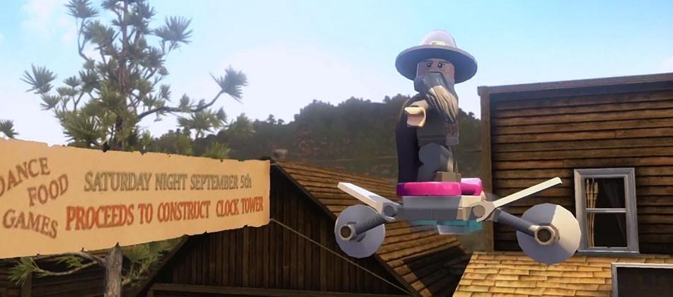 LEGO Dimensions origin story trailer revealed